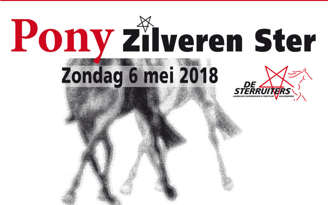 Pony dressuurwedstrijden in 2018
