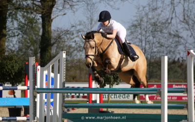 Pony springwedstrijd met impulsrubriek!