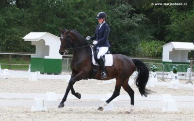 Liselotte Rootveld wint Kür-finale bij de Zilveren Ster